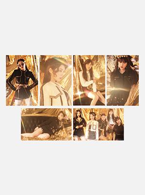 Red Velvet 4X6 PHOTO SET - RBB