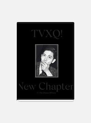 TVXQ! NOTE COVER SET - New Chapter #1