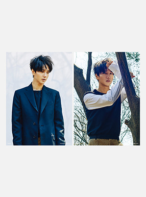 YESUNG A4 PHOTO - HERE I AM