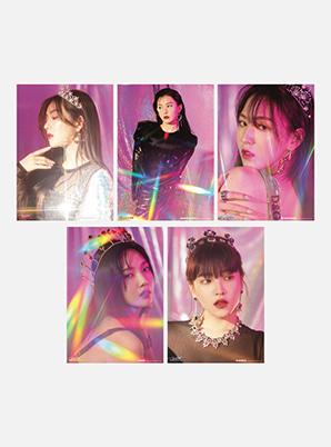 Red Velvet A4 PHOTO - RBB