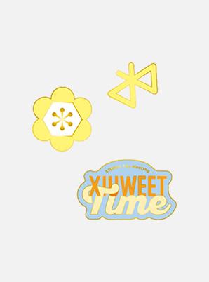 "XIUMIN XIUMIN Fanmeeting ""XIUWEET TIME"" MD_BADGE"