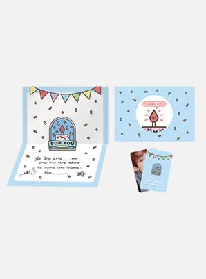 BAEKHYUN 2019 BAEKHYUN BIRTHDAY PARTY MD_CARD