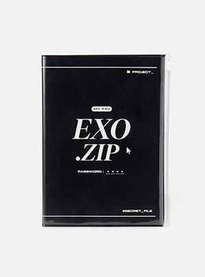 EXO ZIPPER NOTE