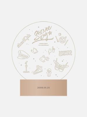 SHINee DEBUT 11th ANNIVERSARY EXHIBITION MOOD LAMP