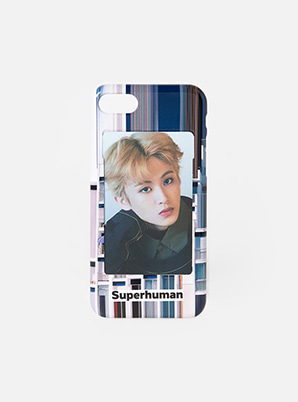 NCT 127 FRAME CASE - WE ARE SUPERHUMAN
