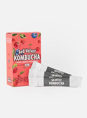 Red Velvet KOMBUCHA - BERRY