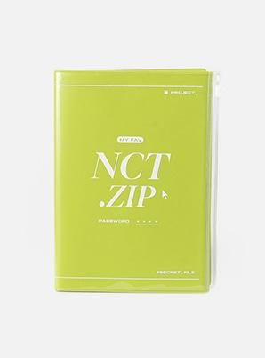 NCT ZIPPER NOTE