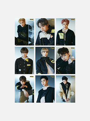 NCT 127A4 PHOTO - NCT #127 WE ARE SUPERHUMAN