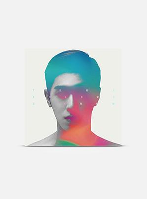 U-Know 1st Solo Album 'True Colors' (Kihno)