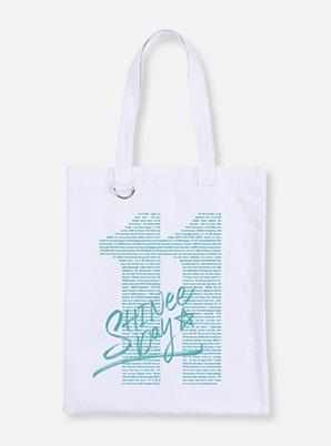 SHINee DEBUT 11th ANNIVERSARY EXHIBITION ECO BAG