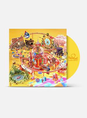 Red Velvet The Mini Album - 'The ReVe Festival' Day 1(Day 1 Ver.) (Random cover ver.)