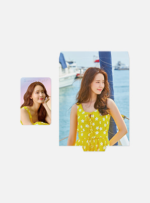 [ONLINE LIMITED] YOONA HOLOGRAM PHOTO CARD SET B - A Walk to Remember