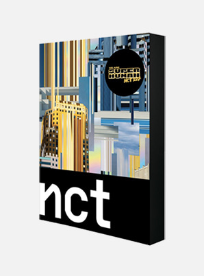 NCT 127POST CARD BOOK - NCT #127 WE ARE SUPERHUMAN