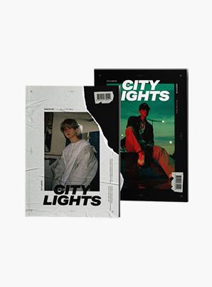 BAEKHYUN The 1st SOLO MINI ALBUM - 'City Lights' (Random cover ver.)