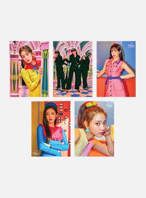 Red Velvet A4 PHOTO - 'The ReVe Festival' Day 1