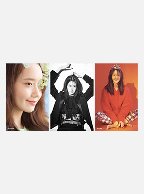 YOONA 4X6 PHOTO - A Walk to Remember