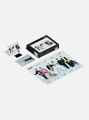 NCT 127 PUZZLE PACKAGE
