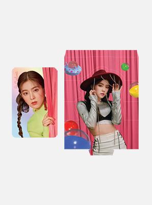 Red Velvet HOLOGRAM PHOTO CARD SET - 'The ReVe Festival' Day 1