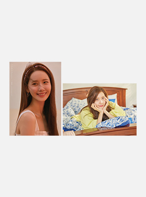 YOONA A4 PHOTO - A Walk to Remember