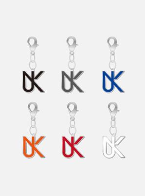 U-Know  KEYRING CHARM - True Colors