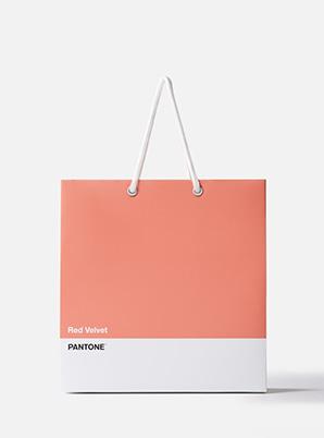 [PANTONE SALE] Red Velvet  2019 SM ARTIST + PANTONE™ SHOPPING BAG SET