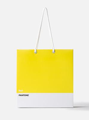 [PANTONE SALE] BoA  2019 SM ARTIST + PANTONE™ SHOPPING BAG SET