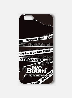 NCT DREAM ARTIST CASE - We Boom