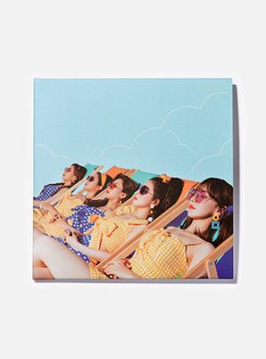 Red Velvet LP COASTER - Summer Magic