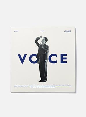 ONEW LP COASTER - VOICE