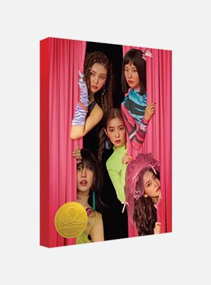 Red Velvet POSTCARD BOOK - 'The ReVe Festival' Day 1