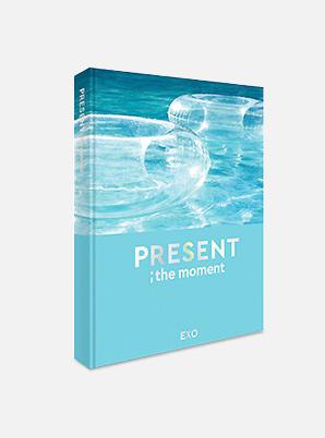 EXO  PRESENT ; the moment PHOTO BOOK