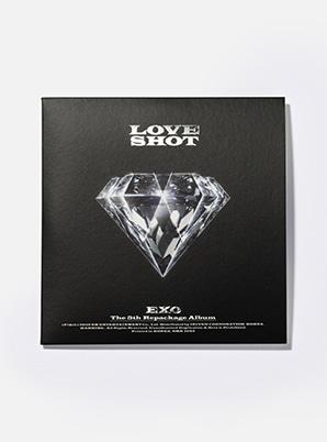 EXO LP COASTER - LOVE SHOT