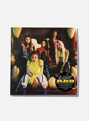 Red Velvet LP COASTER - RBB