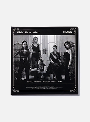 GIRLS' GENERATION-Oh!GG LP COASTER - Lil' Touch