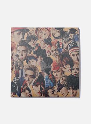 NCT 127 LP COASTER - LIMITLESS