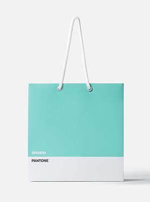 [PANTONE SALE] SHINee  2019 SM ARTIST + PANTONE™ SHOPPING BAG SET