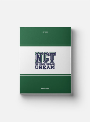 NCT DREAM BACK TO SCHOOL KIT