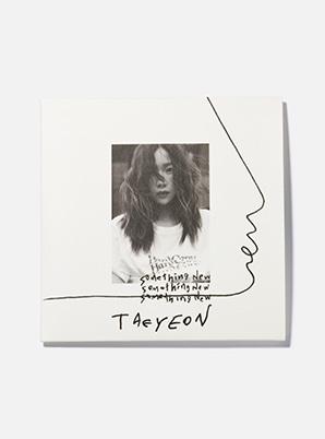TAEYEON LP COASTER - Something New