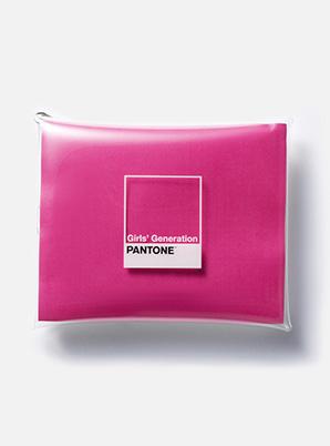 "[PANTONE SALE] GIRLS' GENERATION   2019 SM ARTIST + PANTONE™ PVC POUCH"""