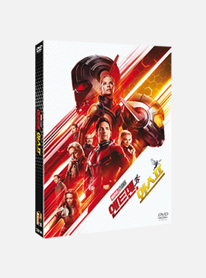 [MD &P!CK] Ant-Man and the Wasp DVD