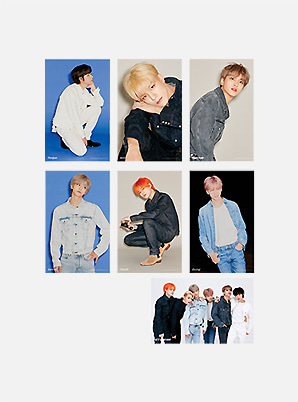 NCT DREAM 4X6 PHOTO SET - We Boom