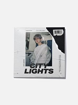 BAEKHYUN LP COASTER - City Lights