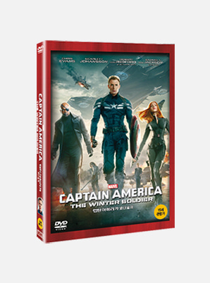 [MD &P!CK] Captain America: The Winter Soldier DVD