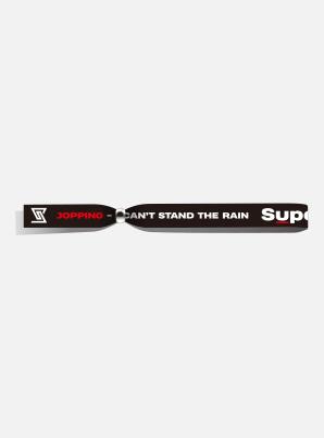 SuperM POP-UP FABRIC BRACELET - SuperM