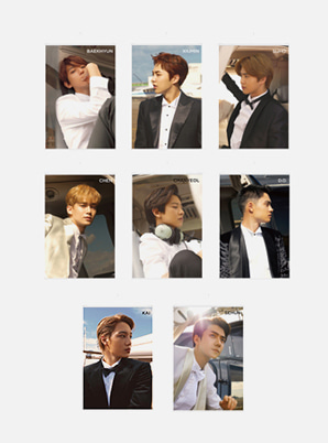 EXO WALL SCROLL POSTER