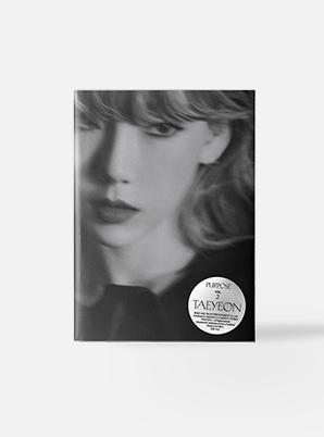 TAEYEON 2nd Album_Purpose