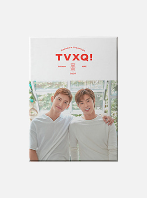 TVXQ! SEASON'S GREETINGS 2020