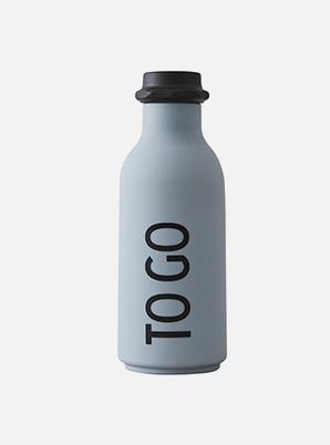 DESIGN LETTERS To Go Bottle
