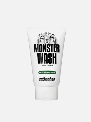 BRO&T!PS MONSTER WASH FOAM CLEANSING