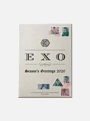 EXO SEASON'S GREETINGS 2020